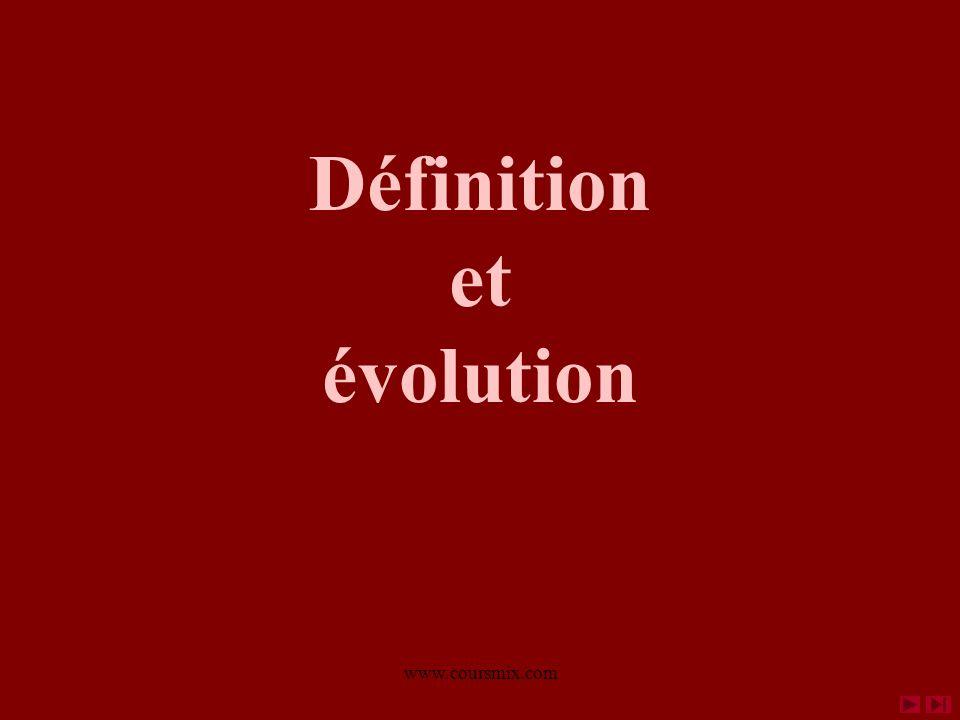 www.coursmix.com Cycle de vie d un produit Notion indispensable dans l analyse d un produit et dans la gestion du portefeuille de produits ou services d une entreprise.