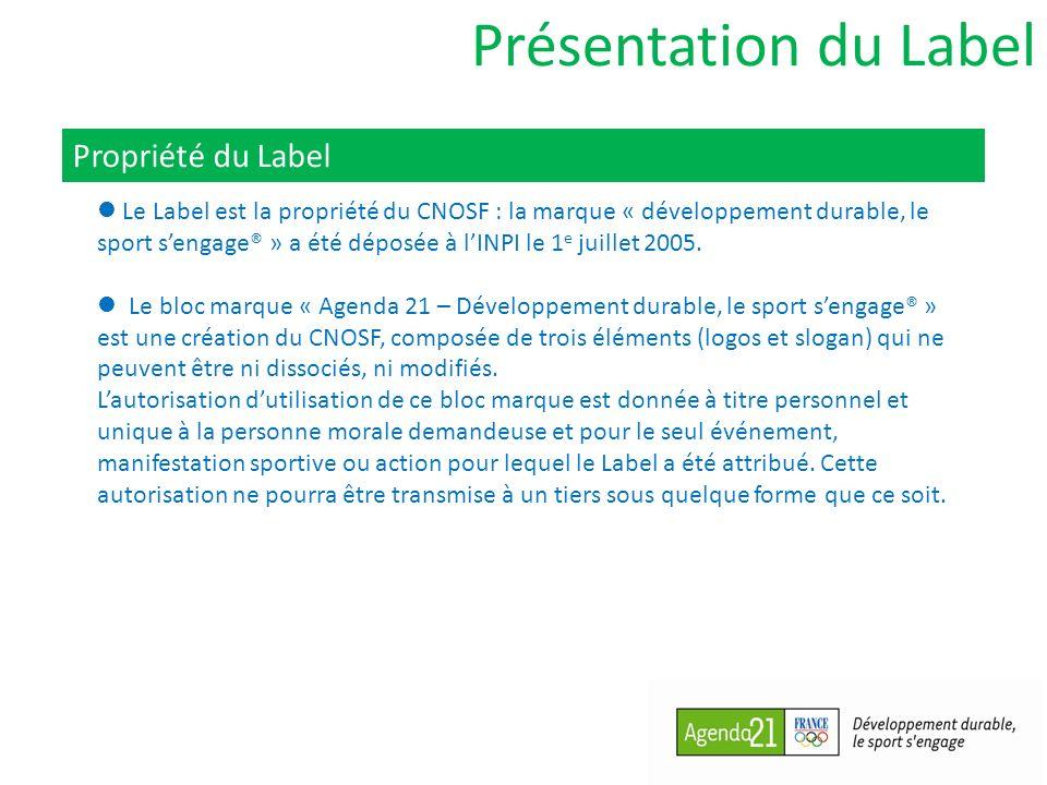 Présentation du Label Propriété du Label Les cinq anneaux entrelacés, symbole olympique, inscrits dans le logotype France Olympique sont la propriété exclusive du Comité International Olympique (CIO).