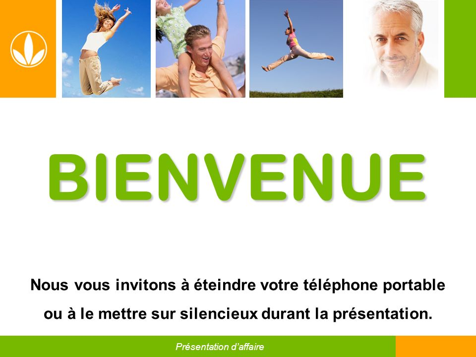 Herbalife, une société spéciale Our company is about changing peoples lives by providing the best nutrition products in the world.