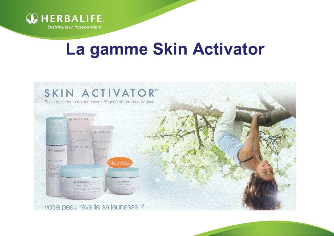 HOM, Septembre 2009 La gamme Skin Activator