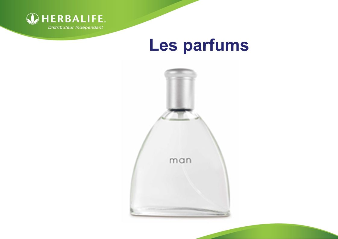 HOM, Septembre 2009 Les parfums