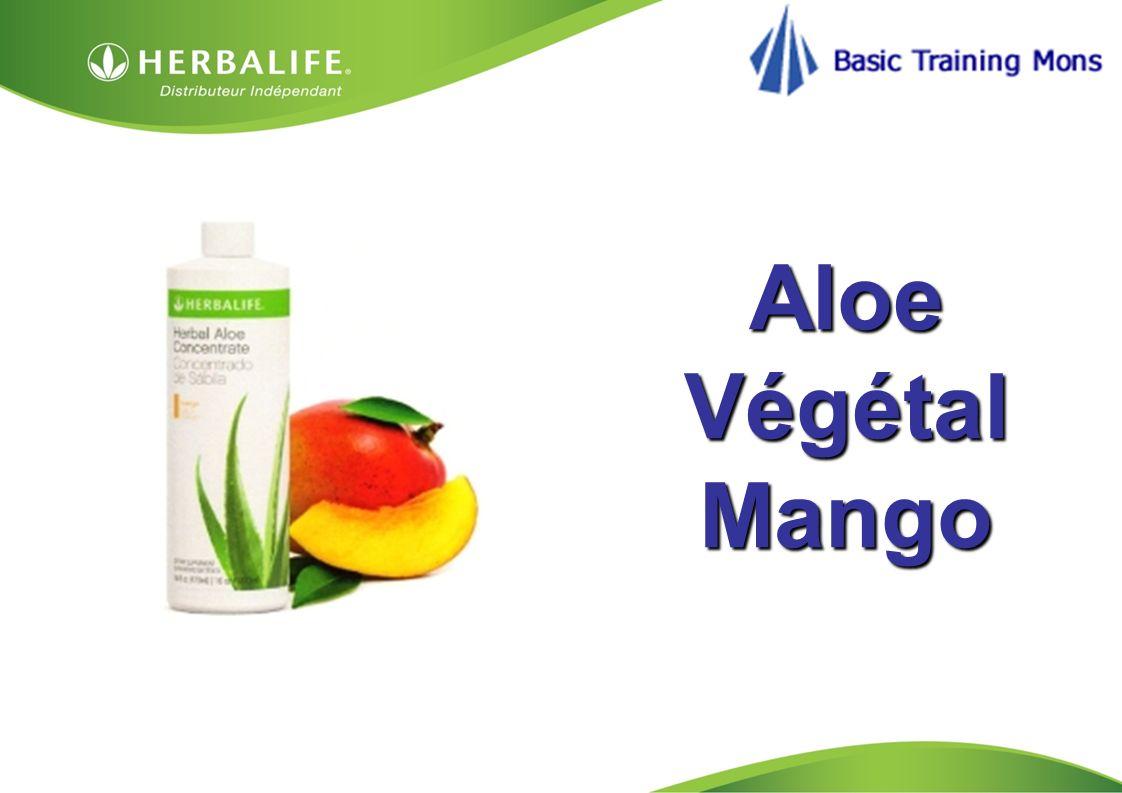 HOM, Septembre 2009 Aloe Végétal Mango