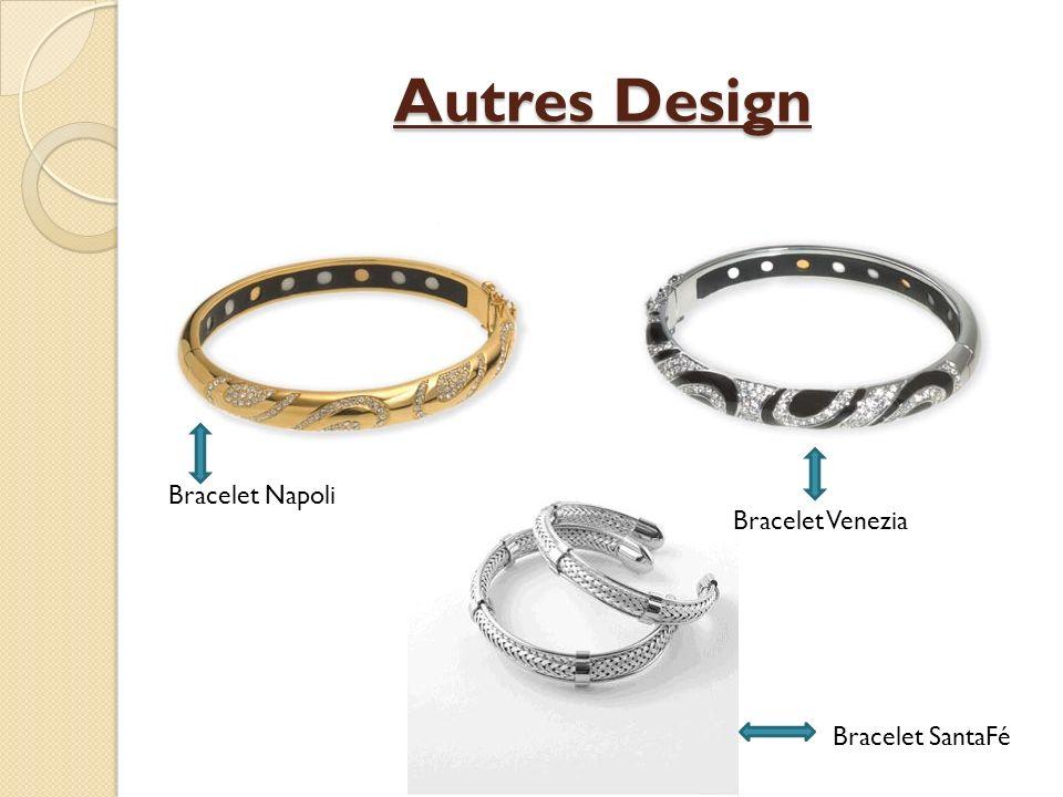 Bracelet en Titane Bracelet en Titane Croisé