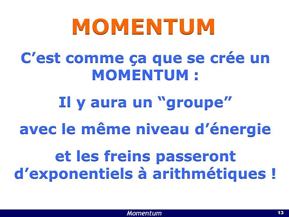 13 Momentum