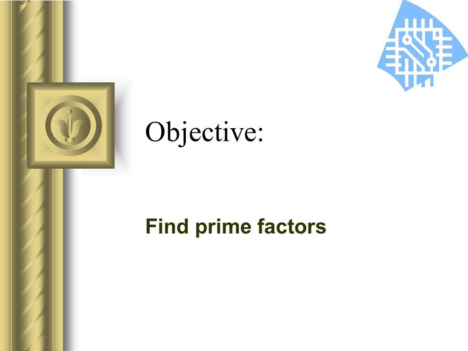 QUESTION? Quelles est la différence entre un facteur et un multiple? Donnes moi lexemple de « 5 ».