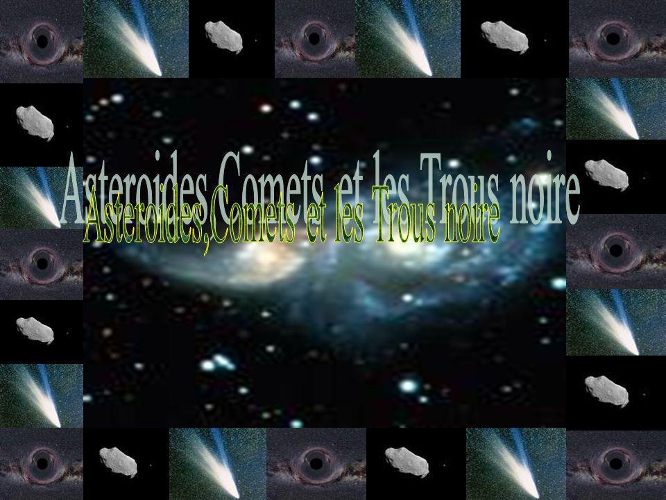 Sizes ClassMassSize Supermassive trous noire~10 5 - 10 9 M Soleil ~0.001 - 10 AU Intermediate-mass trous noire ~10 3 M Soleil ~10 3 km = R Terre Stellar-mass trous noire~10 M Soleil ~30 km Primordial trous noireup to ~M Lune up to ~0.1 mm