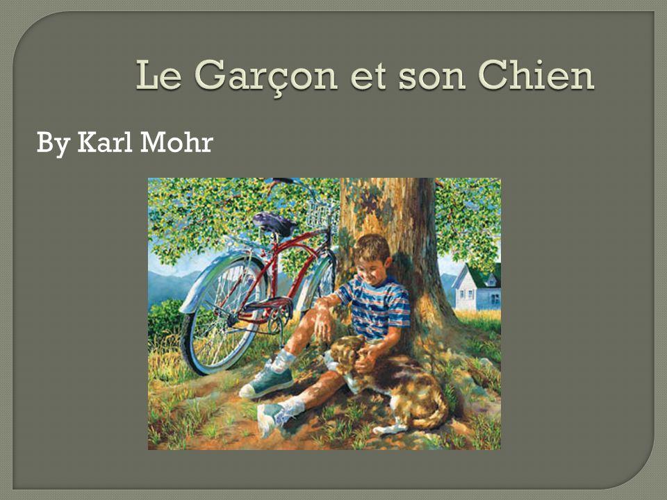 Le Garçon et son Chien By Karl Mohr