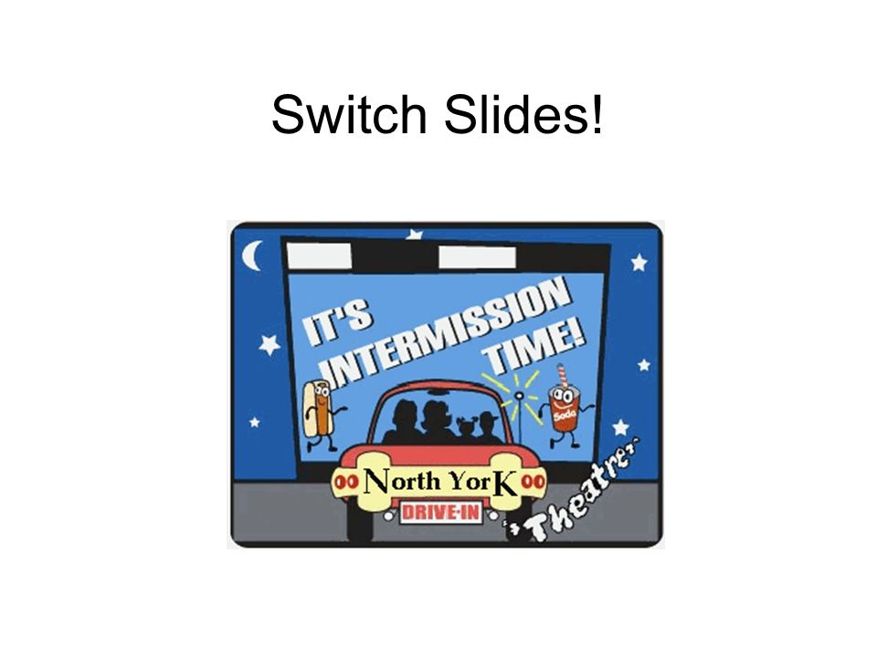 Switch Slides!