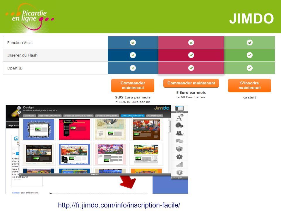 LOGO JIMDO http://fr.jimdo.com/info/inscription-facile/