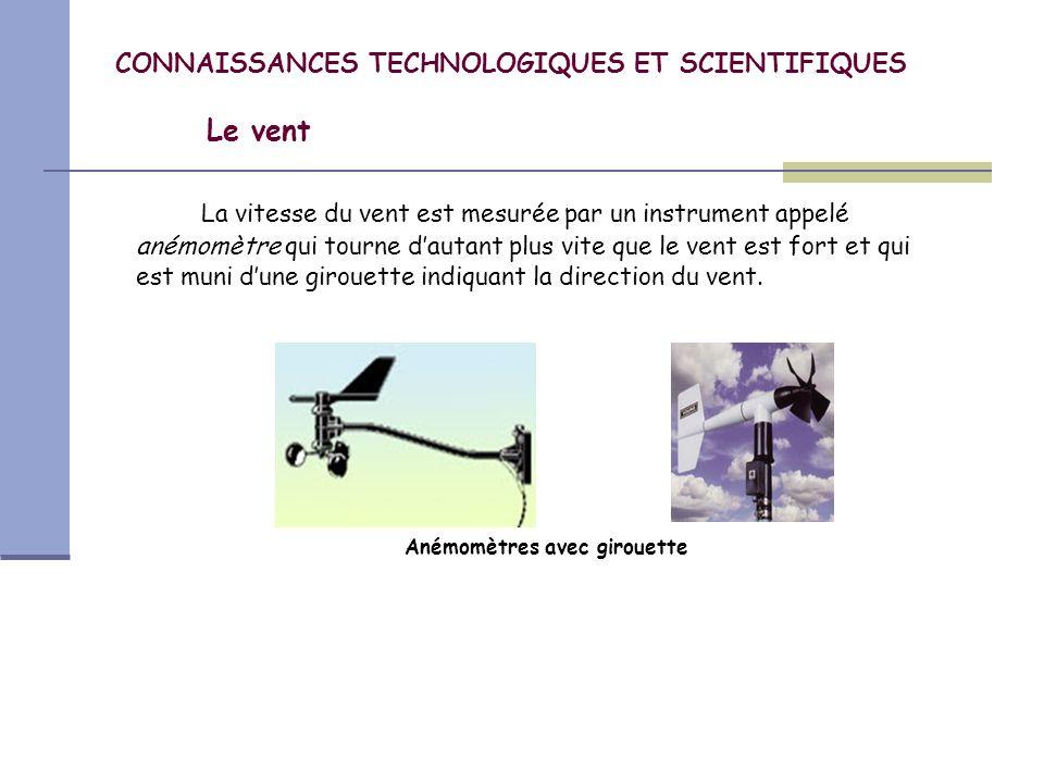 CONNAISSANCES TECHNOLOGIQUES ET SCIENTIFIQUES Léolienne Léolienne est un système qui convertit lénergie de lair en mouvement (énergie cinétique) en énergie mécanique disponible pour entraîner une génératrice électrique.