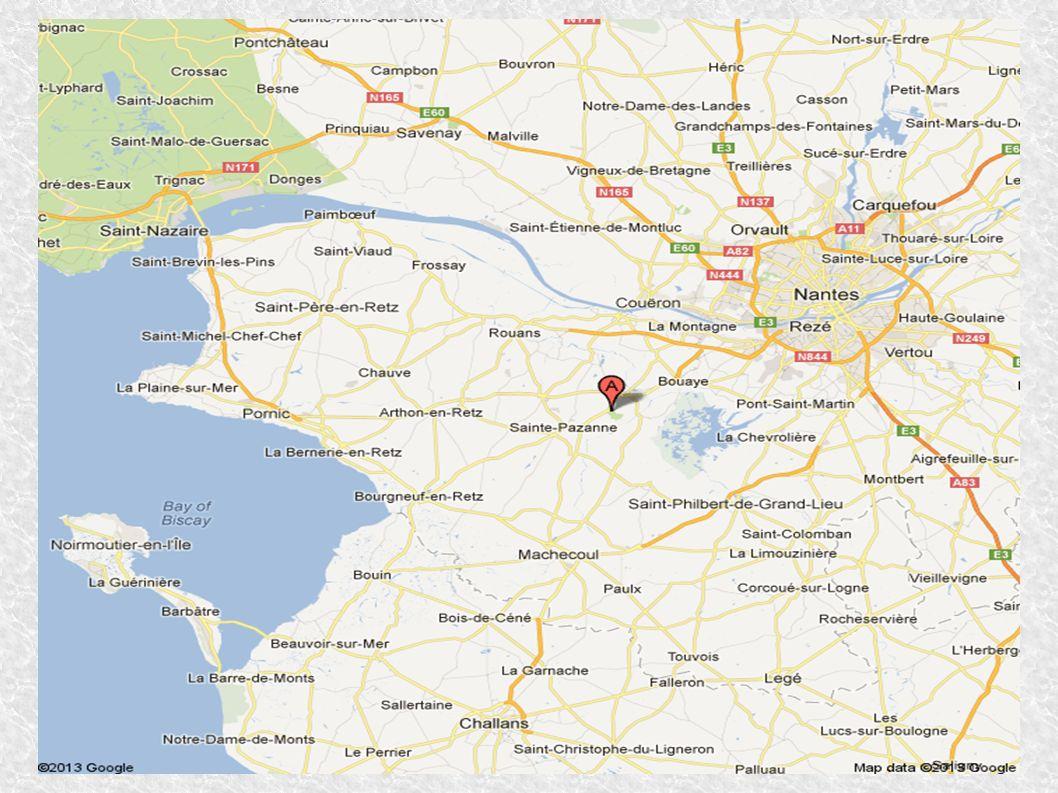 Les écoles vétérinaires Voici quatre écoles vétérinaire ( voir la carte).
