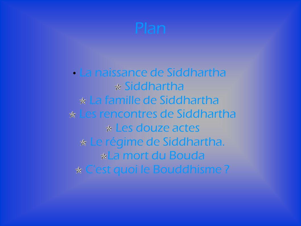 La naissance de Siddhartha Gautama serait né dans un bosquet sacré de la forêt de Lumbini.