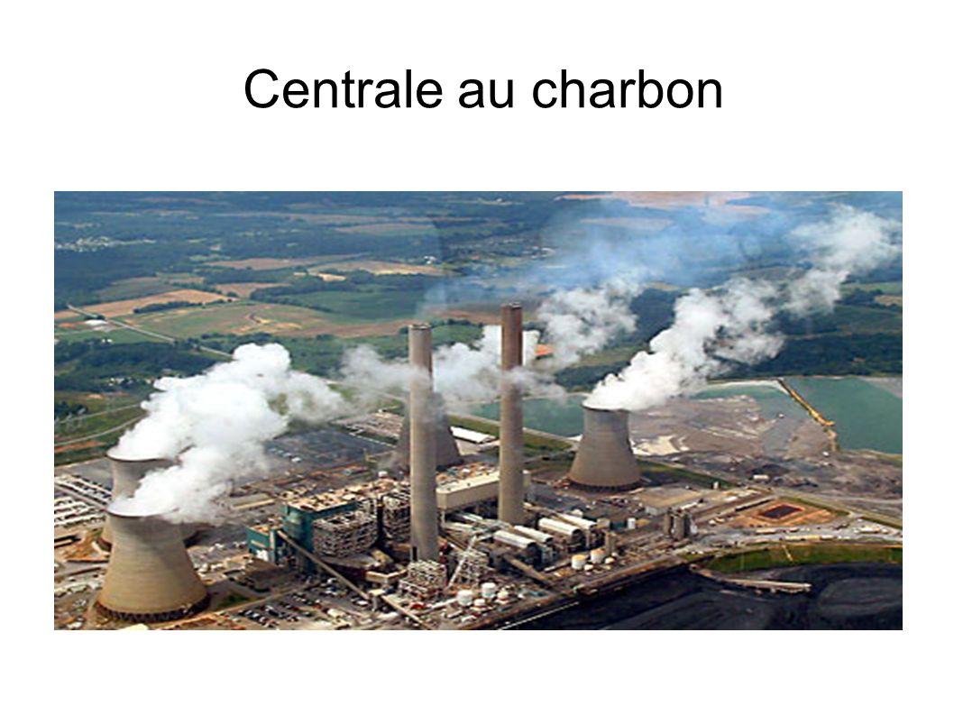 Centrale au charbon,