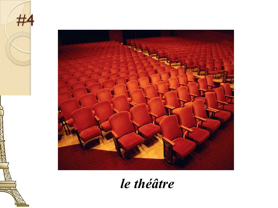 #4 le théâtre