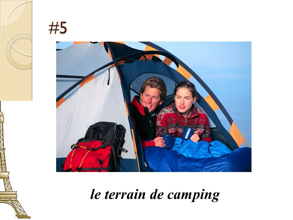 #5 le terrain de camping