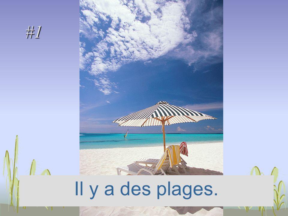 #1 Il y a des plages.
