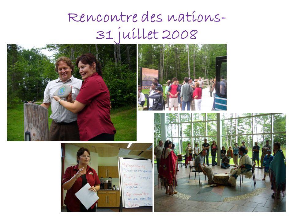 Rencontre des nations- 31 juillet 2008
