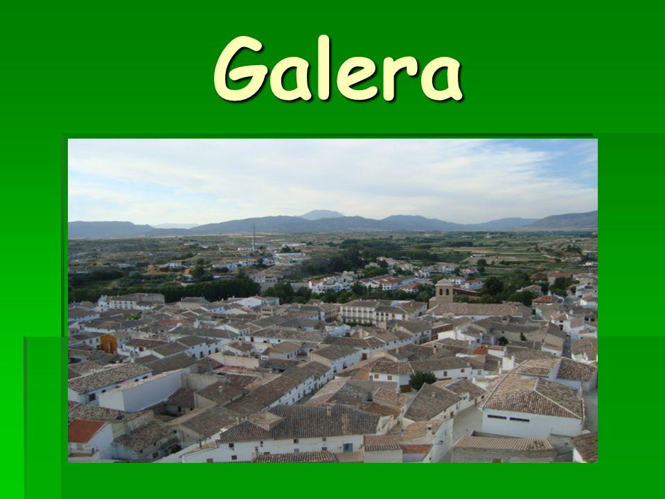 Presentatión Galera a 1380 habitants.Galera a 1380 habitants.