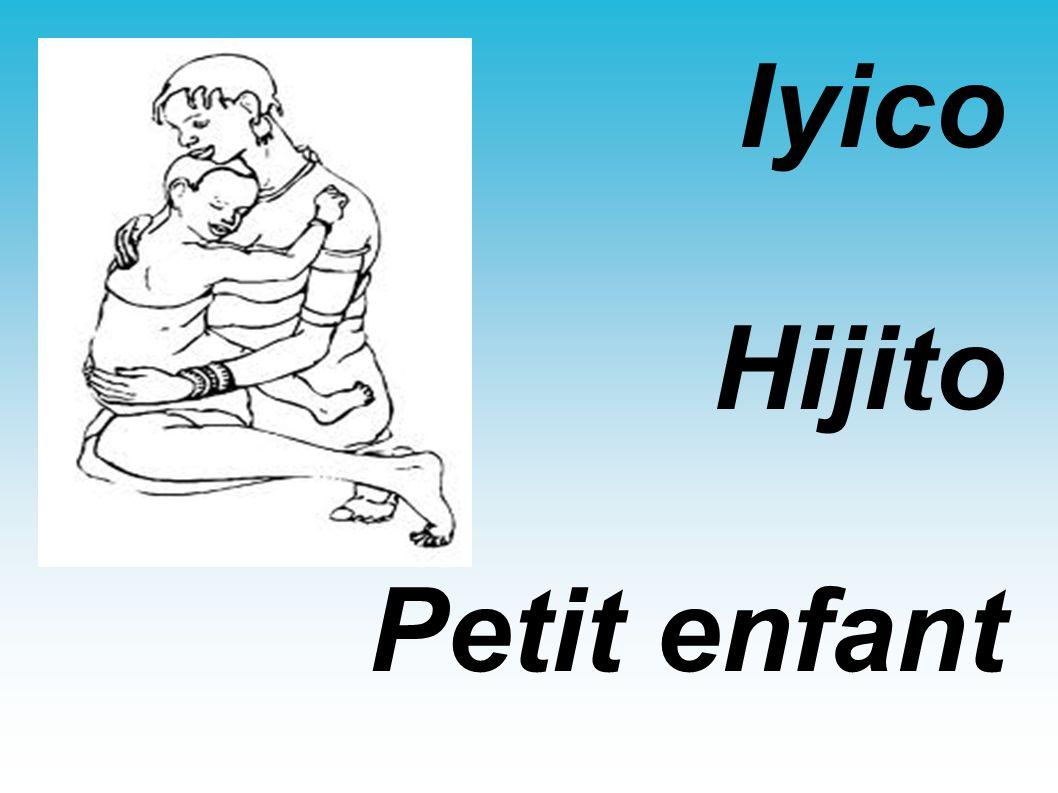 Iyico Hijito Petit enfant