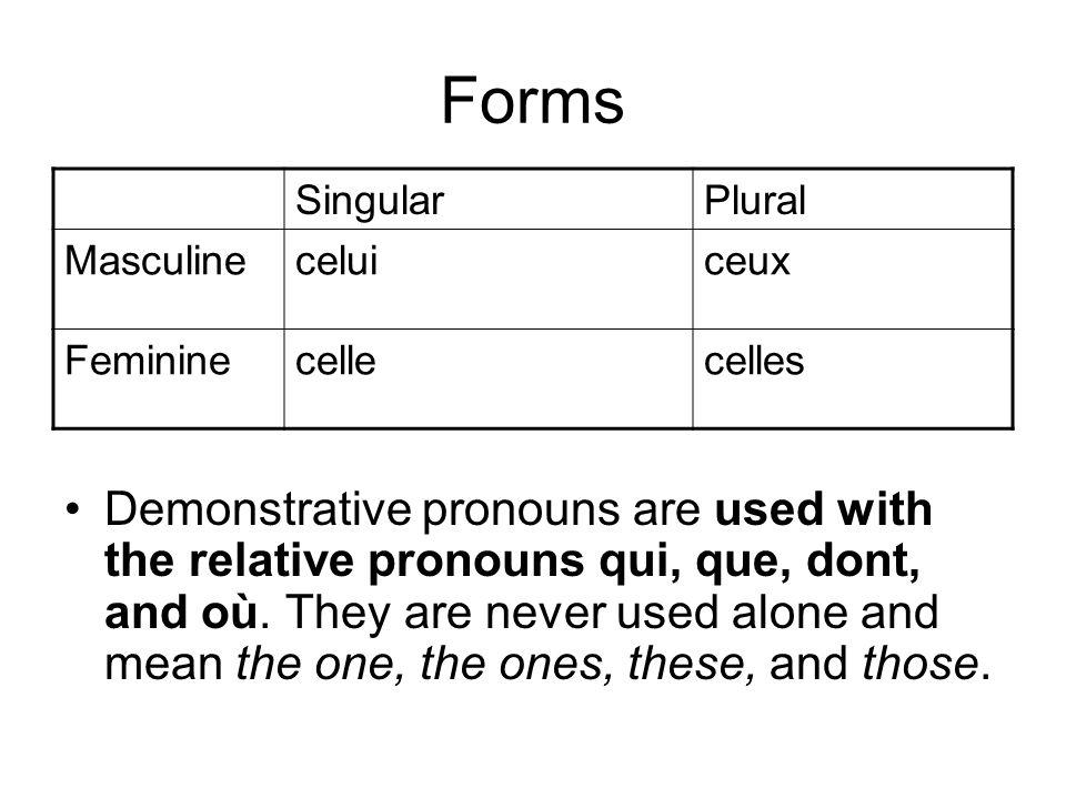Examples Cette région est francophone, mais celles dont vous parlez sont anglophones.