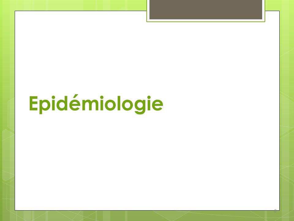 Epidémiologie 8