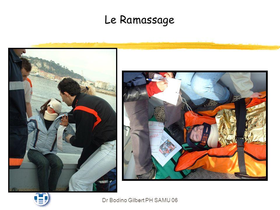 Dr Bodino Gilbert PH SAMU 06 Le Ramassage