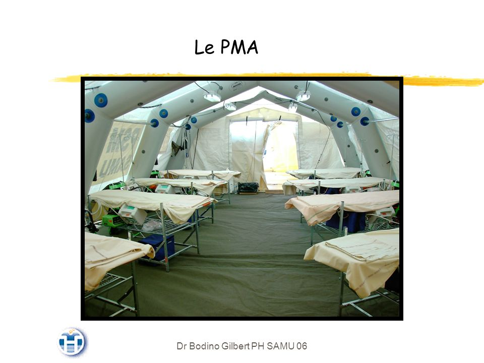 Dr Bodino Gilbert PH SAMU 06 Le PMA