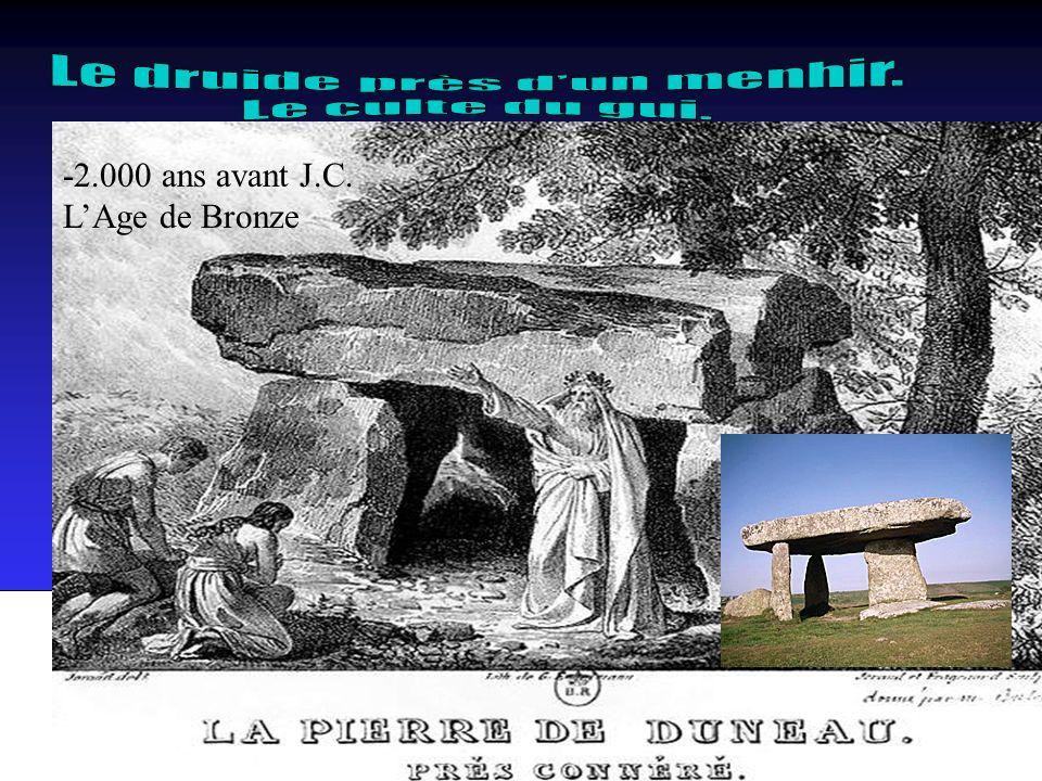 -2.000 ans avant J.C. LAge de Bronze