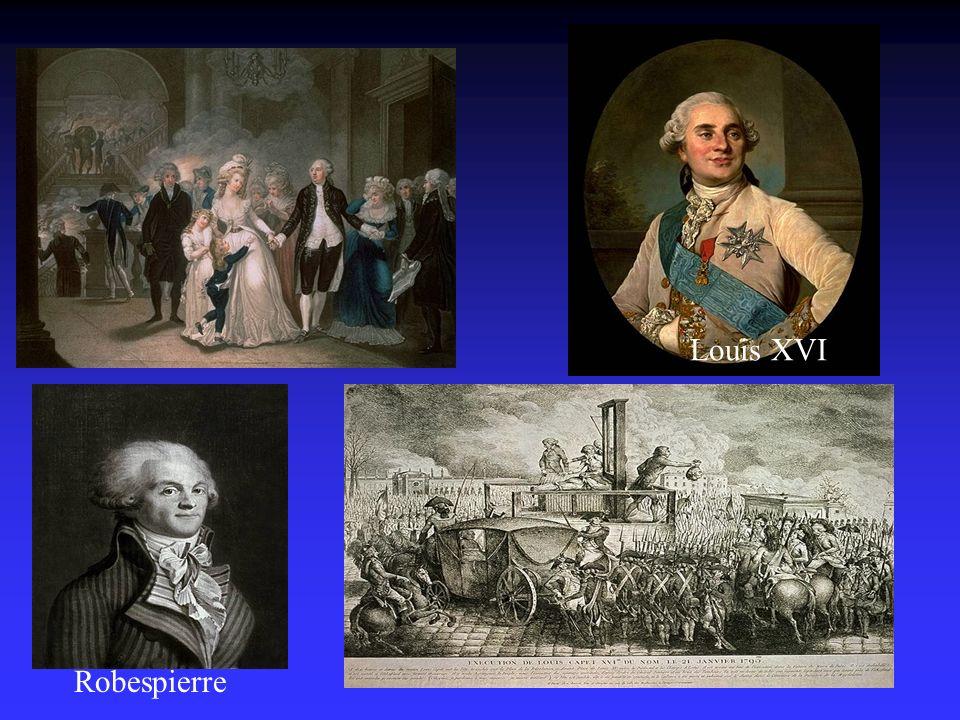 Robespierre Louis XVI