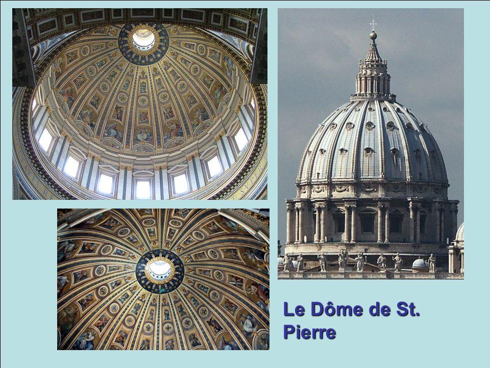 Le Dôme de St. Pierre