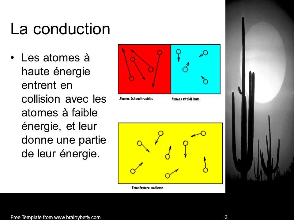 4 La convection Le transfert verticale dénergie dans un fluide (un liquide ou un gaz).