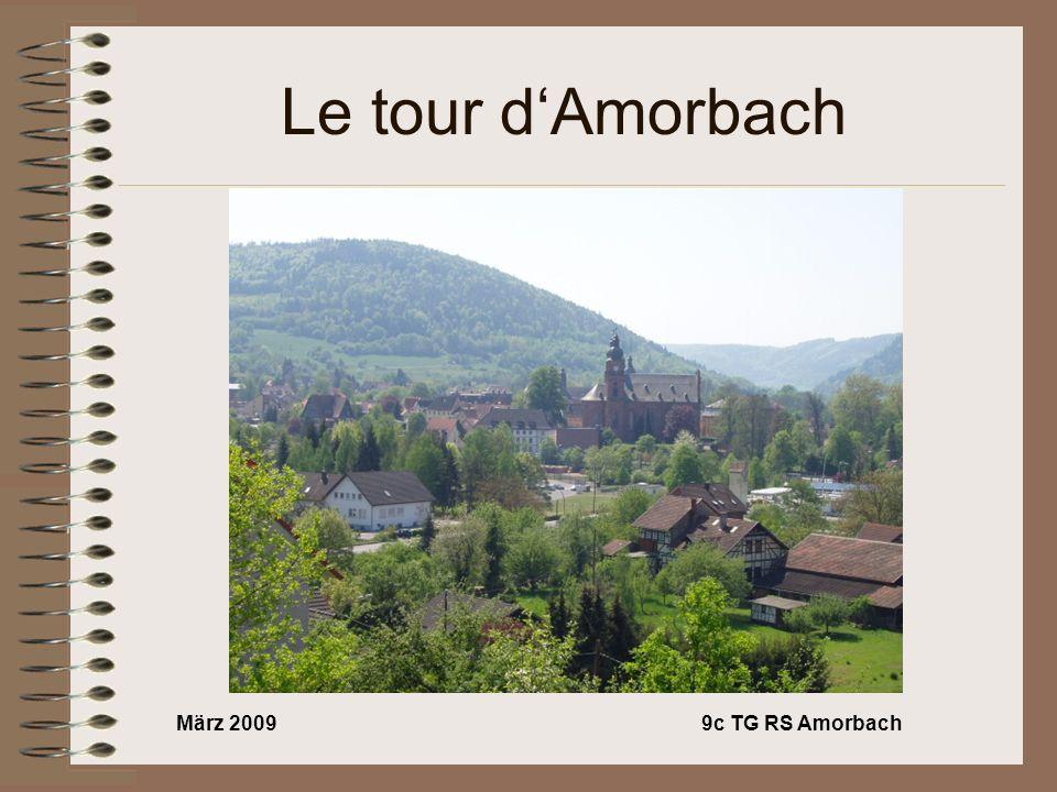 März 20099c TG RS Amorbach Le tour dAmorbach