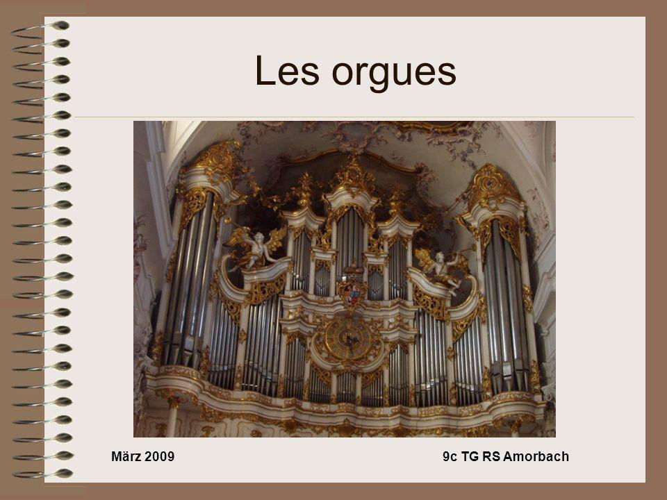 März 20099c TG RS Amorbach Les orgues