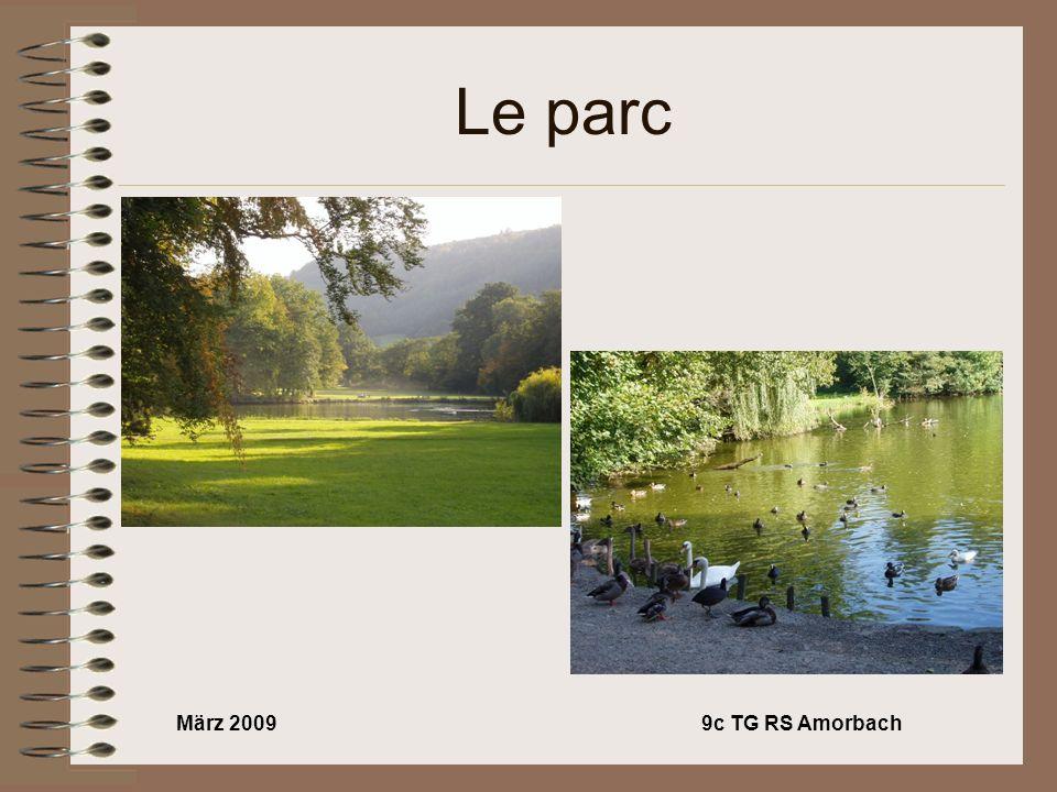März 20099c TG RS Amorbach Le parc