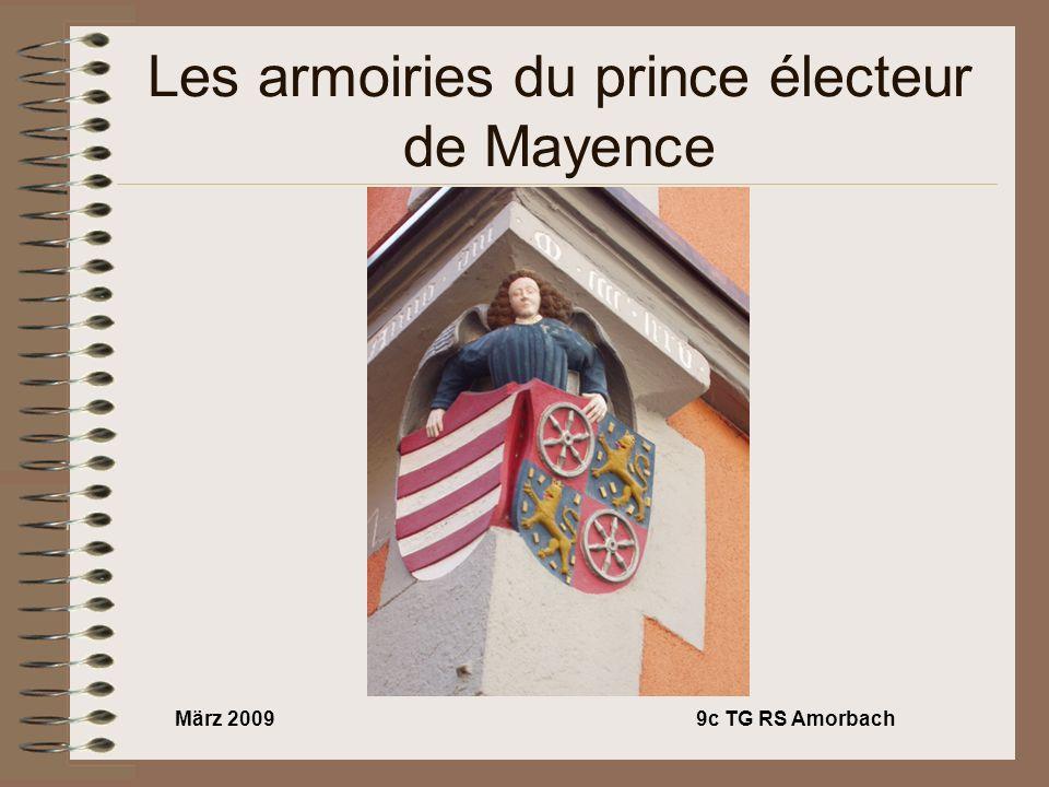 März 20099c TG RS Amorbach La Sainte-Vierge de style gotique