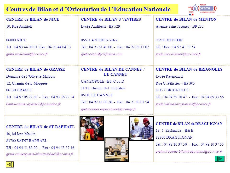 DAFCO Délégation Académique à la Formation Continue Rectorat de Nice 53, av.Cap de Croix 06181 Nice Cedex 2 Tél : 04 93 53 82 22 - Fax : 04 93 53 35 4