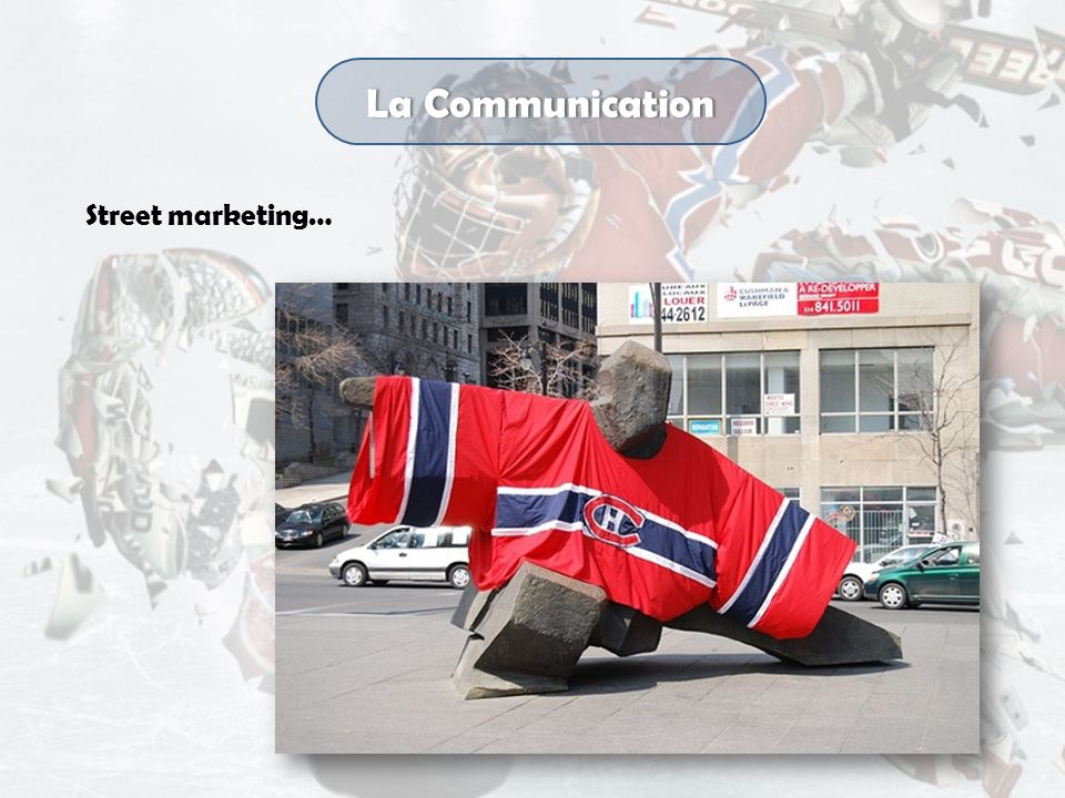 La CommunicationLa Communication Street marketing…
