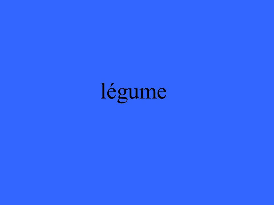 légume