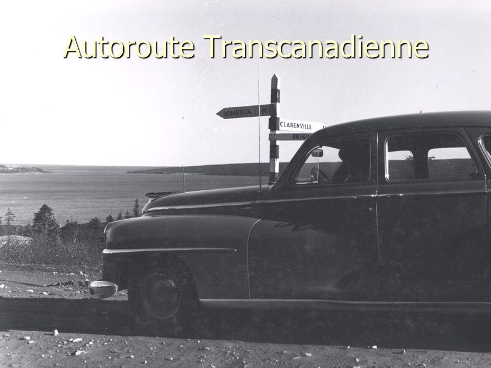 Autoroute Transcanadienne