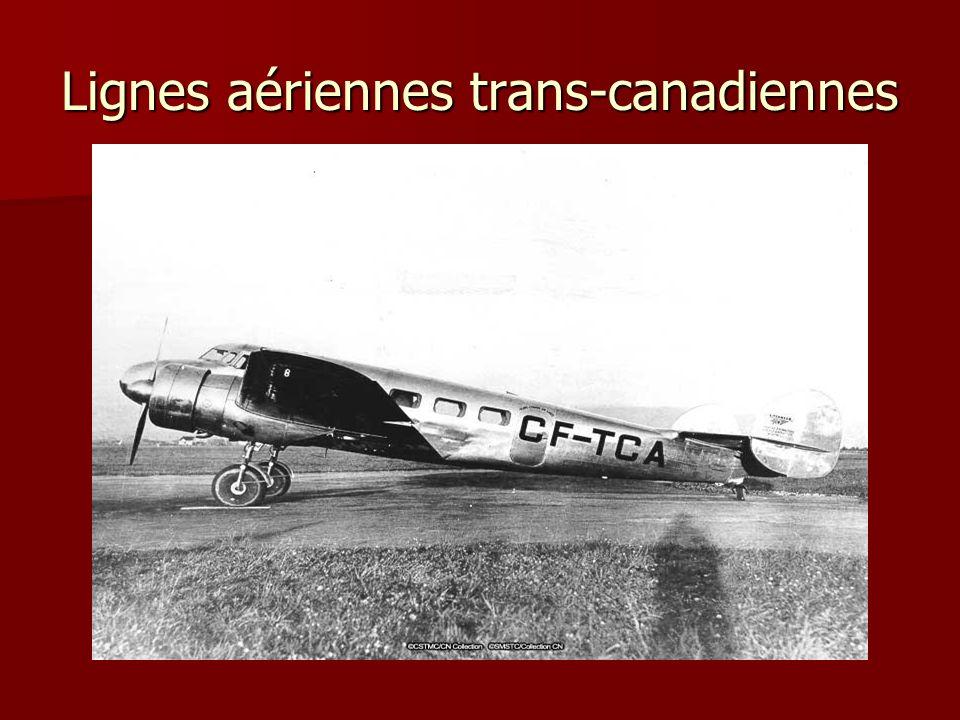 Lignes aériennes trans-canadiennes