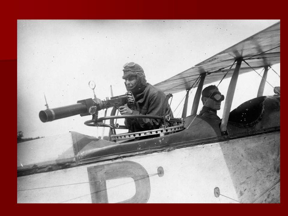Pilote en formation en Ontatio 1918
