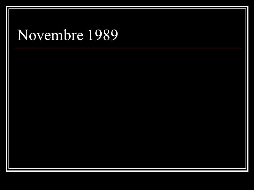 Novembre 1989