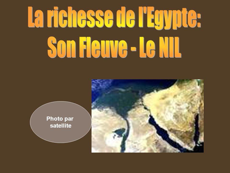 Photo par satellite
