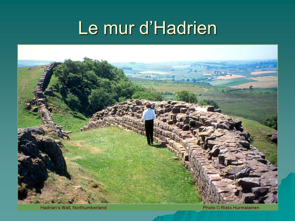 Le mur dHadrien