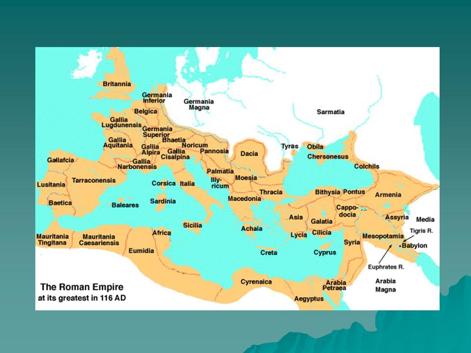 Pourquoi la chute de Rome en 476.