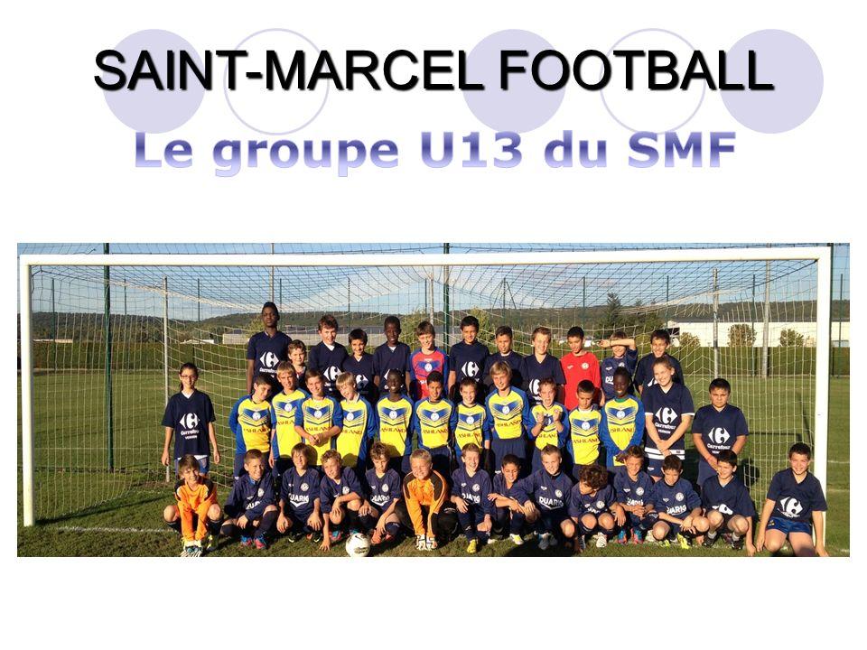 SAINT-MARCEL FOOTBALL