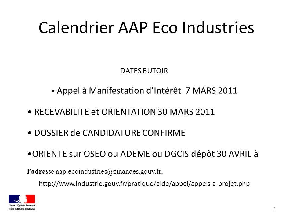 Financements Eco Industries 4