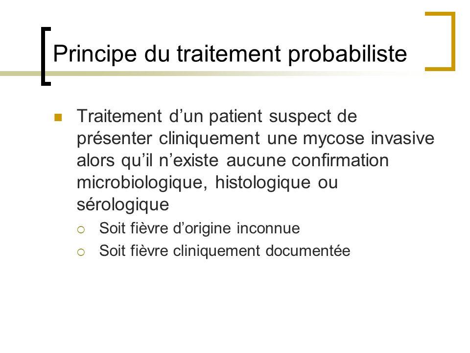 Mycoses invasives et neutropénie Etudes autopsiques Leucémies et Transplantés Bodey et al EJCMID 1992 25% de mycoses invasives (58% candida/30% aspergillose Cancers solides et hémopathies Kontoyiannis et al CID 2002 5,3% candidose viscérale Etudes de cohorte Leucémies Guiot et al CID 1994 17% des patients - 9% par hospitalisation Leucémies Nosary et al AJH 2001 7,1% aspergillose Transplantation médullaire Ninin et al CID 2001 Auto: 0,8% dont 0,6% pendant la neutropénie Allo: 18% dont 5% pendant la neutropénie Mini allo Hagen et al CID 2003 32% dont 10% pendant la neutropénie