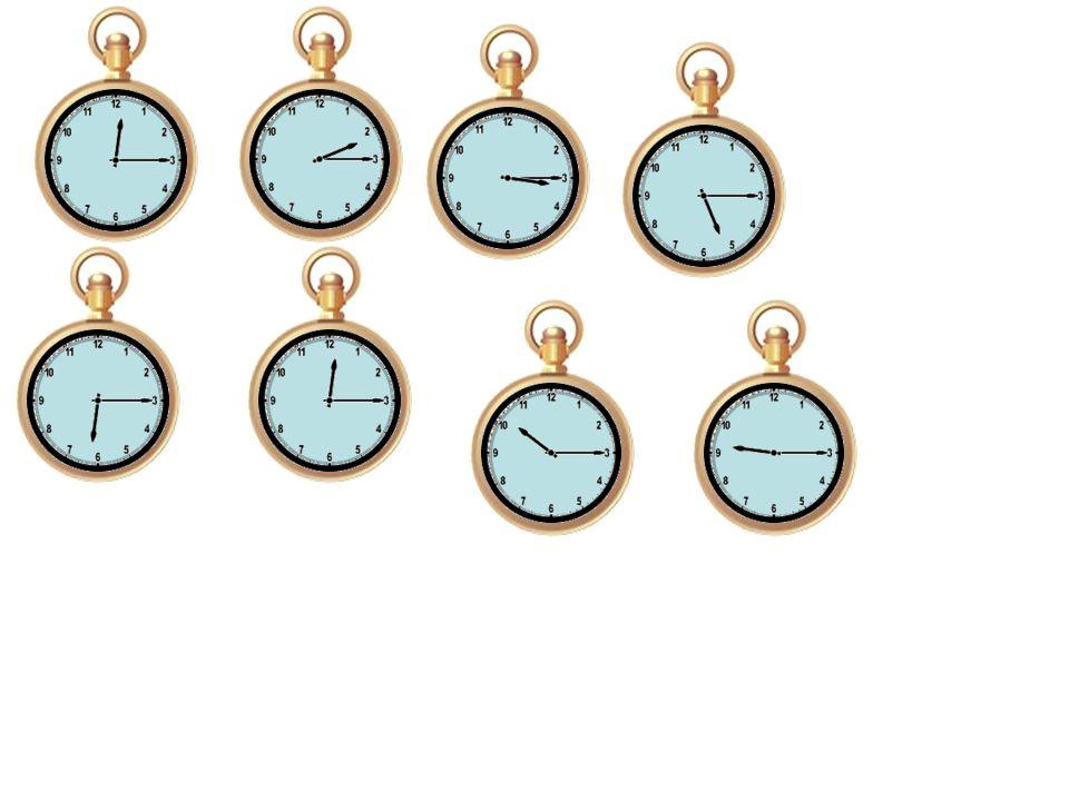 Il est sept heures et quart.