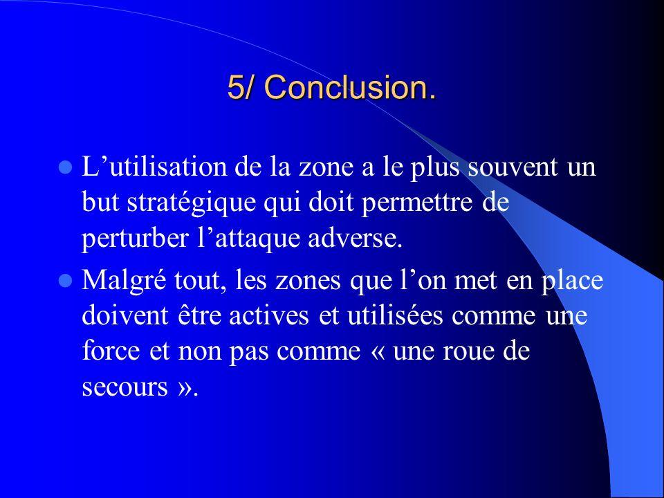5/ Conclusion.
